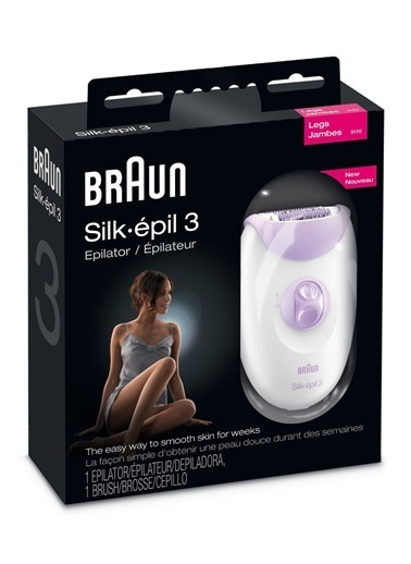 Braun Silk-epil 3 3170 Soft Perfection Epilatör Renkli